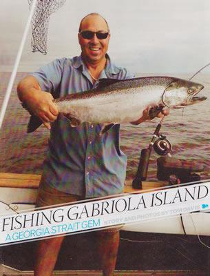 BC Outdoors: Fishing Gabriola