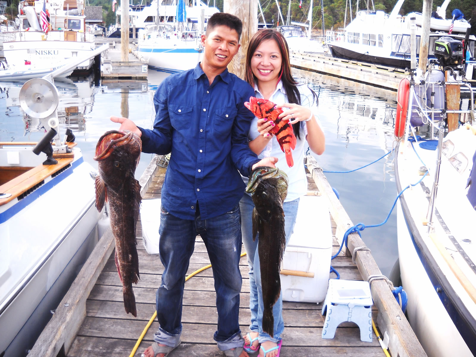 Silver Blue Charters - Salmon Fishing and Wildlife Tours