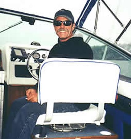 Skipper Bob Meyer